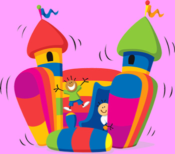 Bouncy Castles and Slides Van for hire in Oxfordshire ...