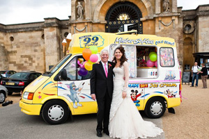 Ice Cream Man services in Wiltshire, Berkshire, Northamptonshire, Worcestershire county and shires of United Kingdom.