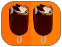 Mister Nice Cream sells Magnum Double Caramel by Wall's