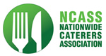 Mister Nice Cream has the approval seal of NCASS (Nationwide Caterers Association.)
